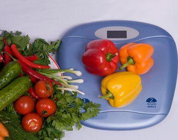 осенняя фруктово-овощная диета