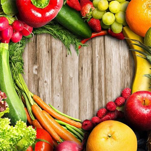 Фруктово-овощная диета: вкусное и питательное похудение