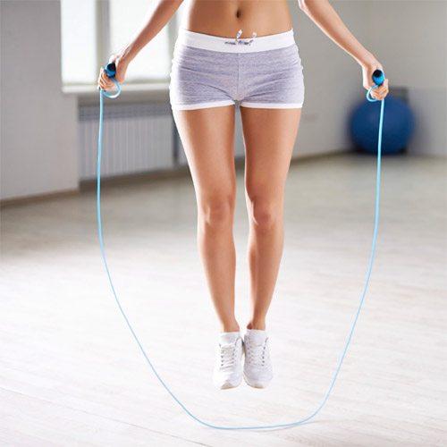 как прыжки на скакалке помогают похудеть